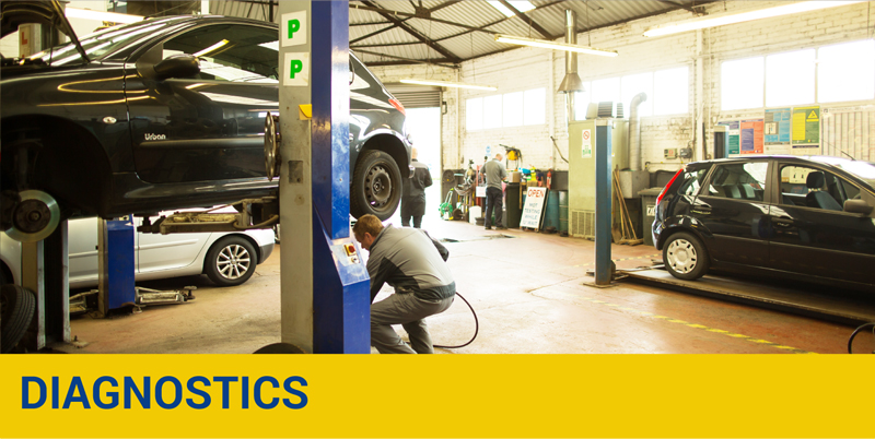 Outram's Garage Whitley Bay - Vehicle Diagnostics