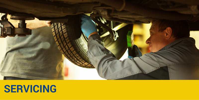 Outram's Garage Whitley Bay - Vehicle Servicing